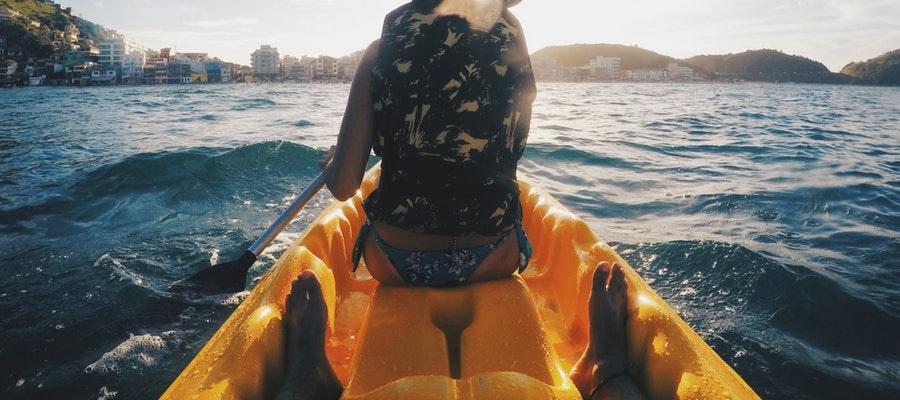 Kayaking Techniques For Beginners