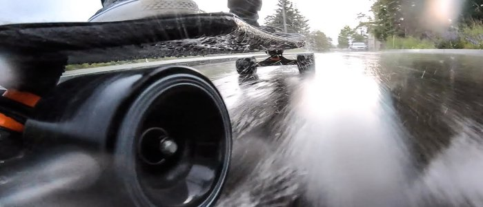 best waterproof electric skateboard