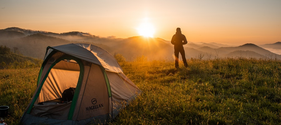 the ultimate beginners guide to camping