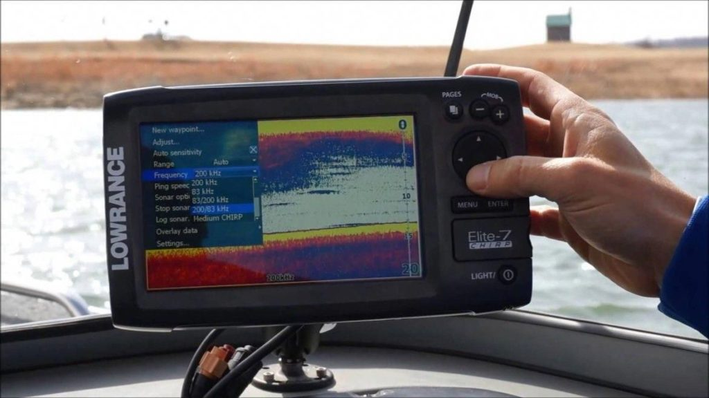 best fishfinder for shallow water