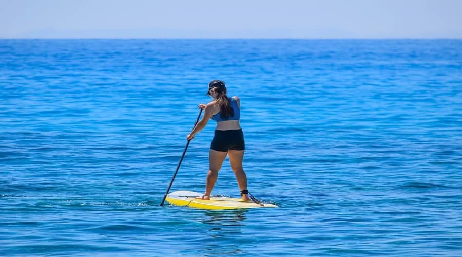 how to stand up paddle board for beginners