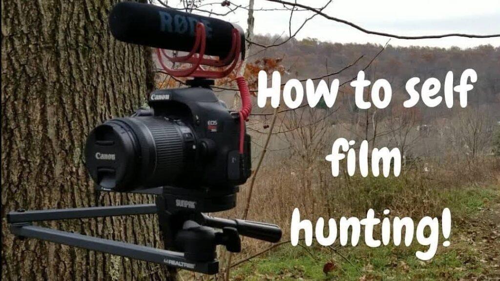 How to Self Film Deer Hunts