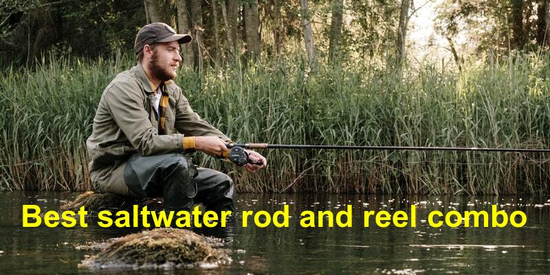 Best Saltwater Fishing Rods And Reel Combo