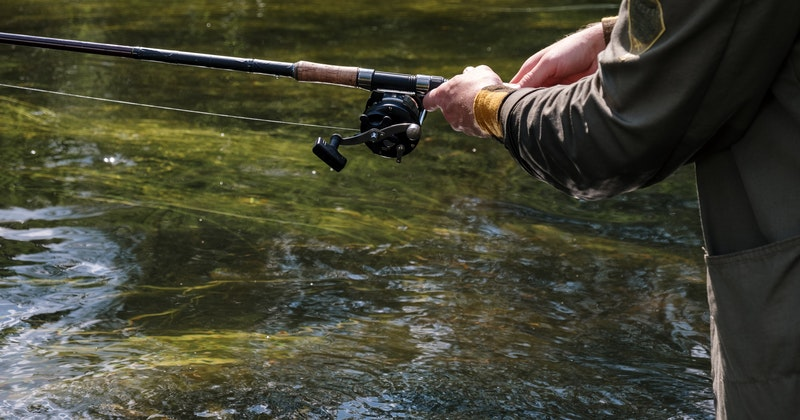 Surf Fishing Rod and Reel Combo